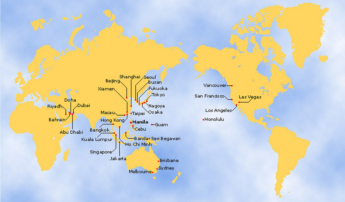 7107 ways to travel philippines philippine airline gumiabroncs Choice Image